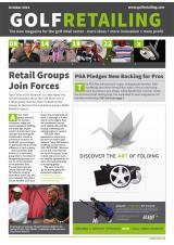 Golf Retailing October 2013
