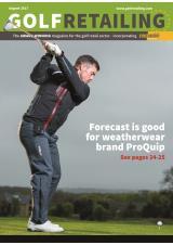 Golf Retailing August 2017